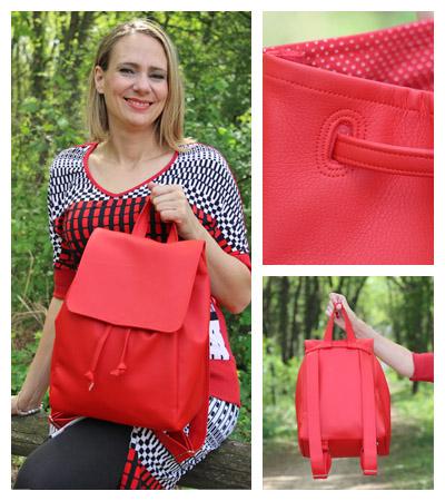 Piroska táska fotó